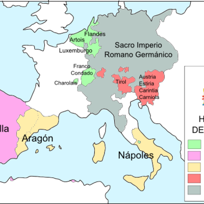 La Monarquia Hispànica timeline