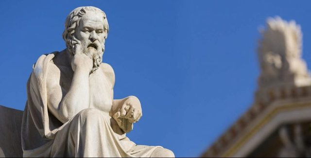 Sócrates, 470 - 399 A.C.