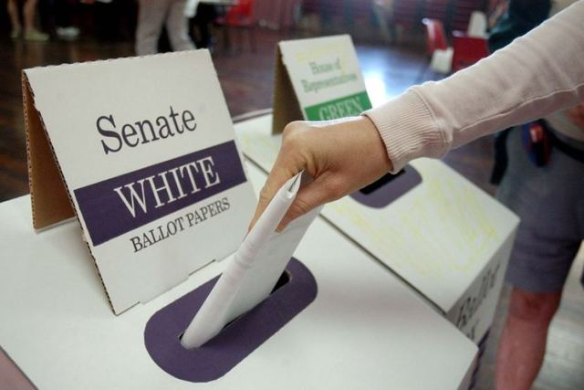 "Australia introduces the ""secret ballot"""