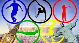 Олімпійські ігри timeline