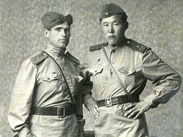 Заместитель командира батальона 162-го Гвардейского Краснознаменного полка