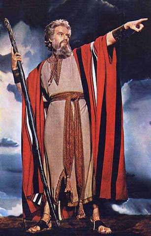 Dios levanta al caudillo de Moises