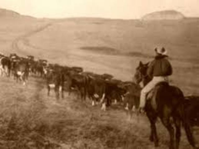 Image result for great western cattle trail