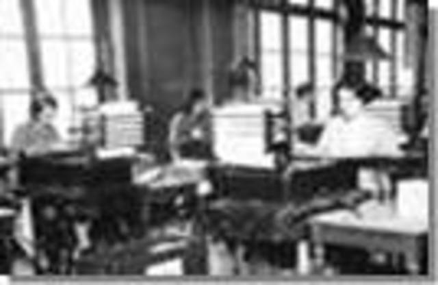 Teoría de las Relaciones Humanas 1920-1930-1940