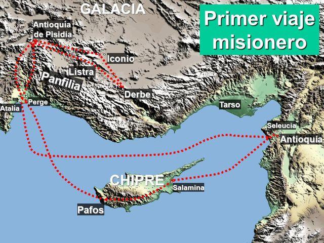 línea de tiempo de San Pablo timeline | Timetoast timelines