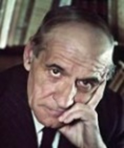 Jose Ortega Y Gasset.
