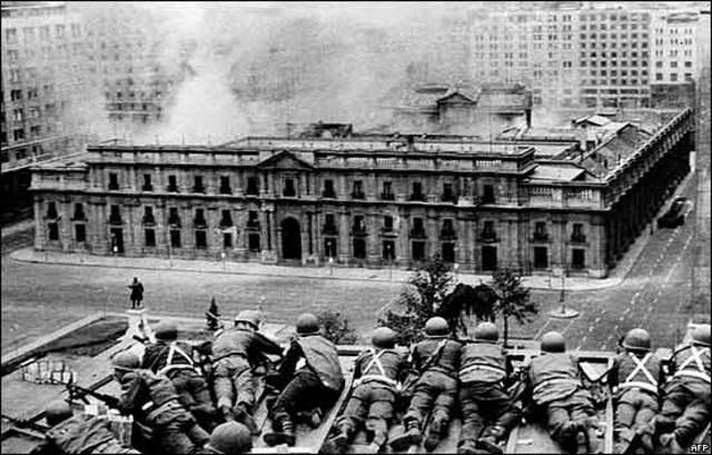 La Guerra Fría en Chile