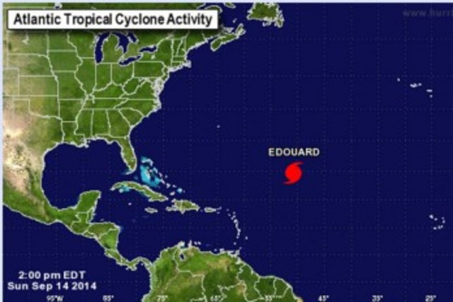 Tormenta tropical Edouard