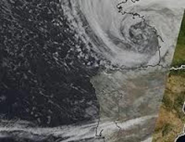 Ciclón extratropical Klaus