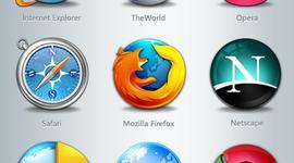 Browser History timeline