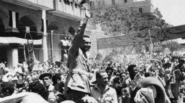 Egypten timeline