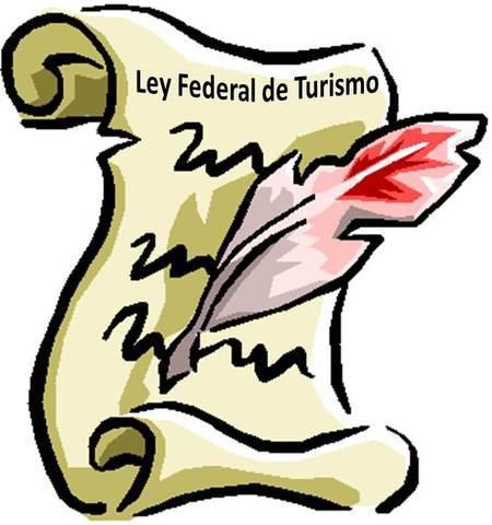 4.Ley Federal del Turismo