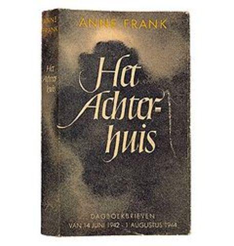 Anne Frank's 13th birthday