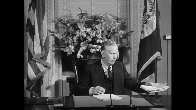 Discurso de George Marshall