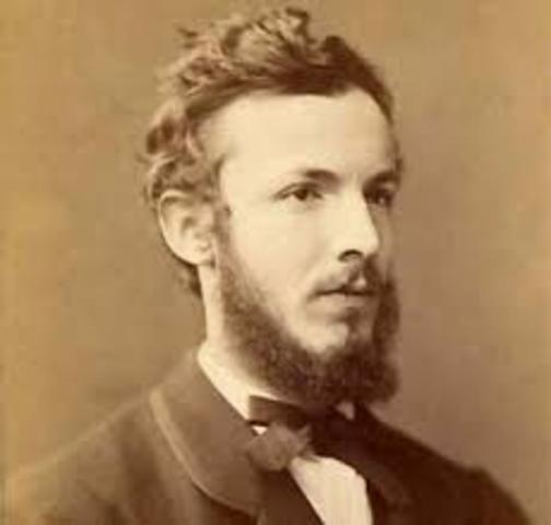 Georg Ferdinand Cantor (1845-1918)