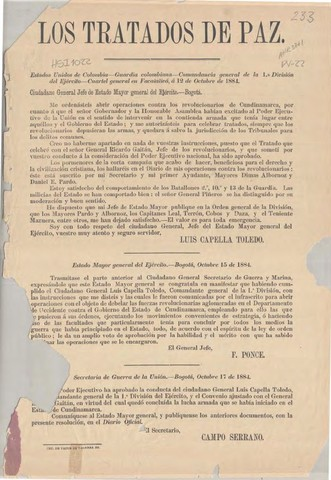 Tratados