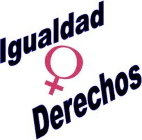 Ley que otorga plenos derechos ciudadanos a la mujer