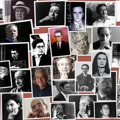 Literatura latinoamericana timeline