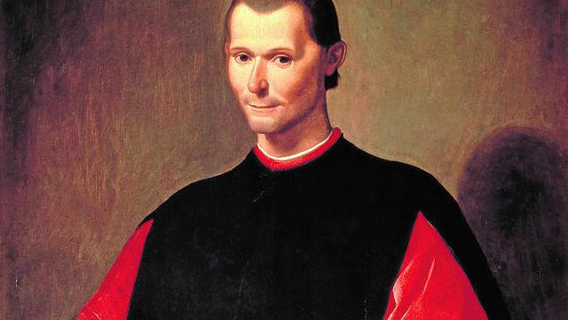 muere Nicolas Maquiavelo