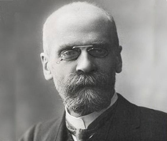 nace emilie durkheim.