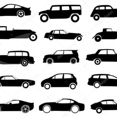 THE EVOLUTION OF THE CAR timeline