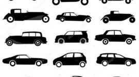 THE EVOLUTION OF THE CAR timeline