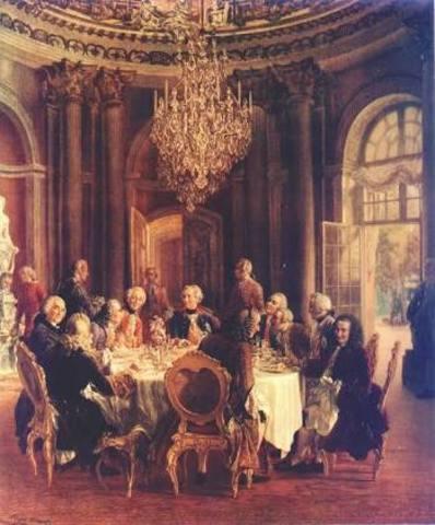 La nobleza exige la convocatoria de los Estados Generales