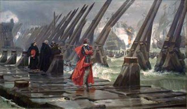 Richelieu es nombrado primer ministro de Luis XIII