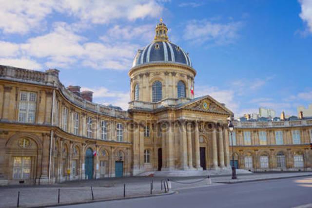 Se funda la Academia de Ciencias de Francia