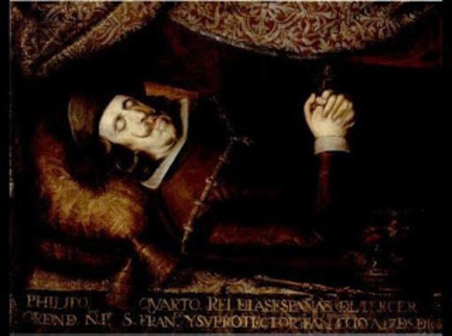 Muere Felipe IV