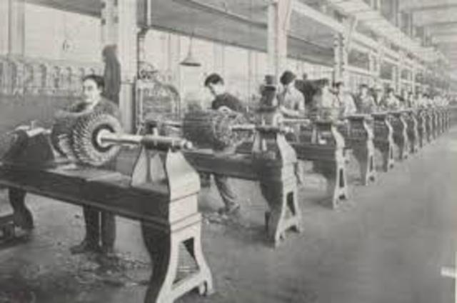 México, Desarrollo de la Industria