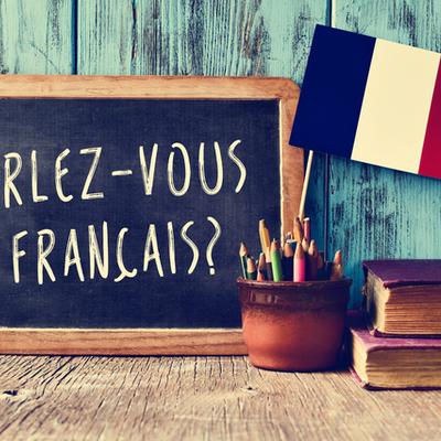Современный французский язык - продукт двухтысячелетней  выдержки timeline