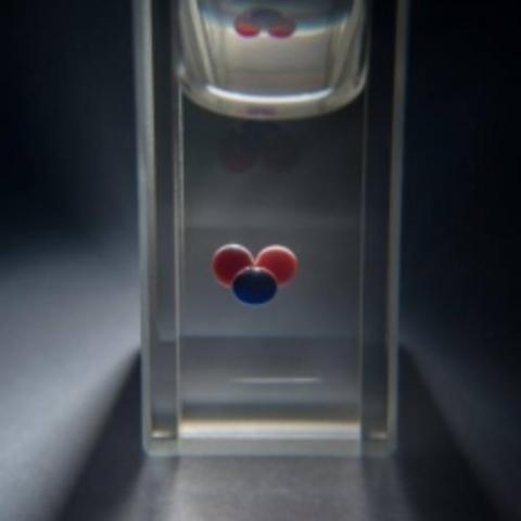 Dispositivo de memoria química de 1 bit