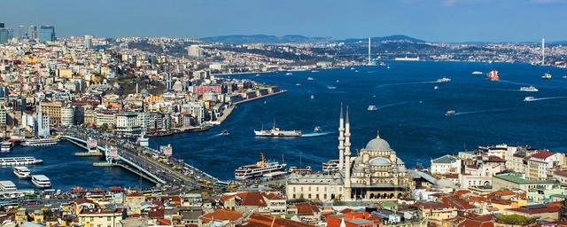 The Constantinople ( Istanbul)