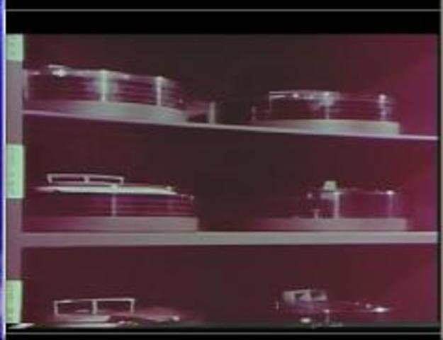 """Evolución de los discos duros fue la época de las """"lavadoras"""