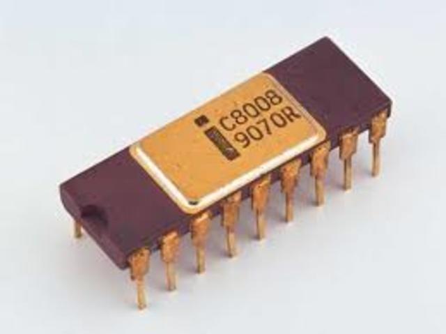 procesador El Intel 8008