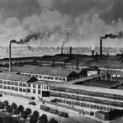 Age Industriel timeline