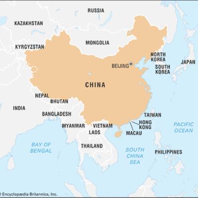 China -- Prawan -- 201 timeline