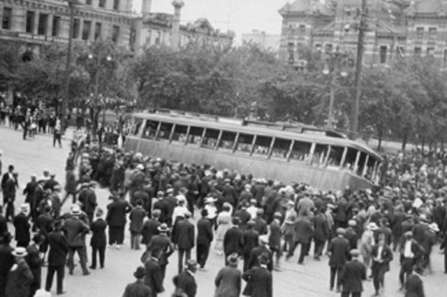 Effects of Winnipeg General Strike