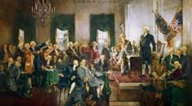 The Constitution timeline