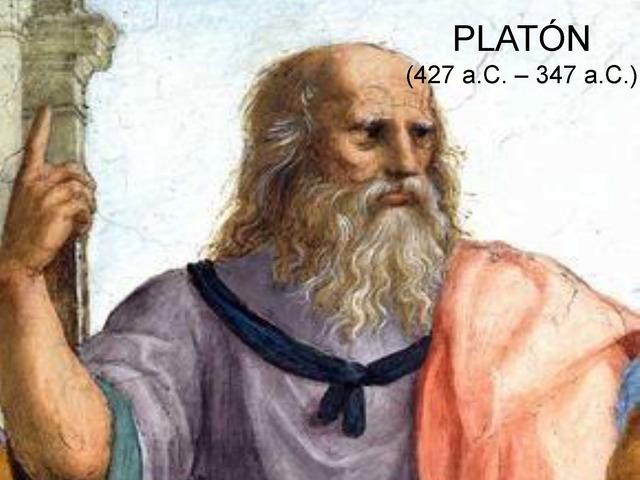 Platón 427 a. C. - 347 a. C.