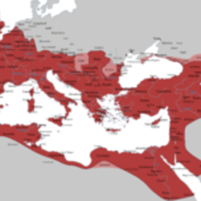 The Roman Empire timeline