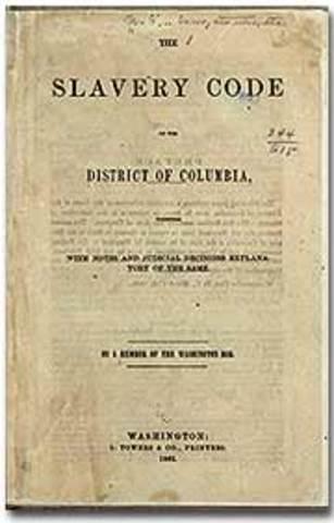 date of virginia slave code