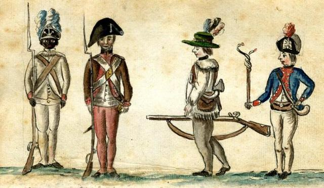 african americans roles in the revolutionary war history essay Fighting for someone else's freedom: what was the role of slaves in the  american revolution students of american history courses spend significant  time.