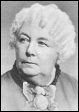 elizabeth cady stanton essay In 1871, she and her long-time friend and co-worker, elizabeth cady stanton, first  visited the west traveling from chicago on the new transcontinental railroad,.