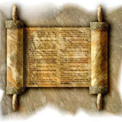 Linha do Tempo - Torá e Antigos Profetas timeline