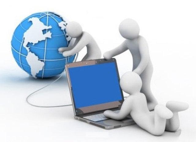 La web y su uso gratuito para todo el público.