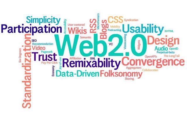 Aparición de la Web 2.0
