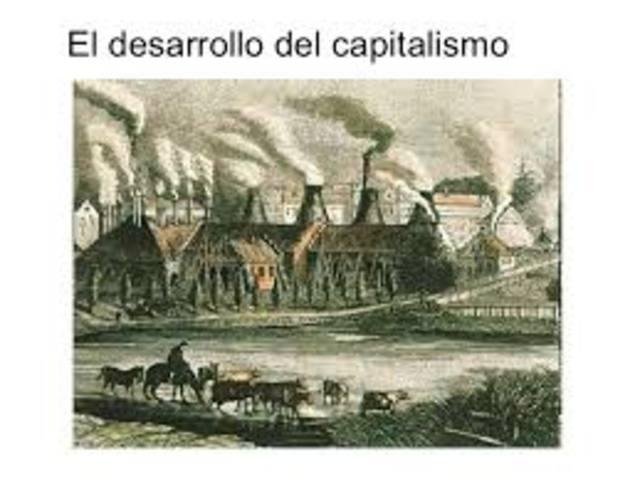 aparición del fenómeno denominado Revolución Industrial,