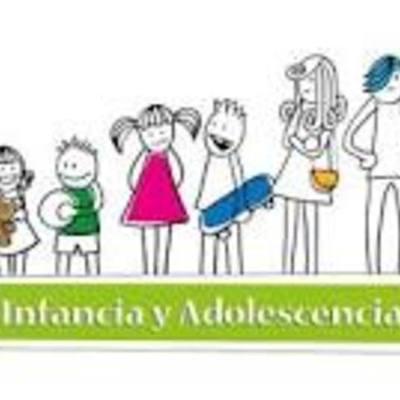 HISTORIA INFANCIA Y ADOLESCENCIA timeline